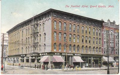 The Pantlind Hotel Grand Rapids Michigan Grand Rapids Grand Rapids Michigan Grand Rapids Mi