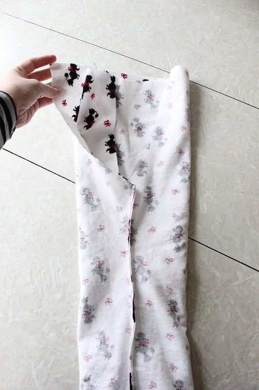 How to Sew Your Own Pajama Pants Without a Pattern en 2018 | sewing ...