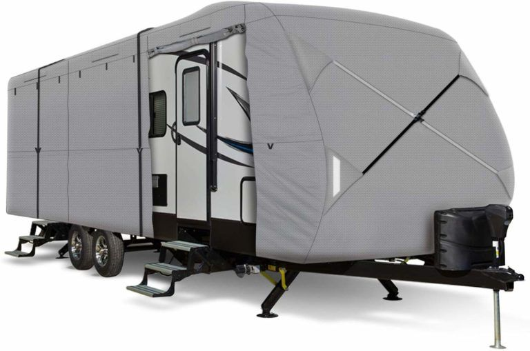 10 Best Waterfront Rv Campgrounds Rvshare Com In 2020 Rv Cover Travel Trailer Travel Trailer Remodel