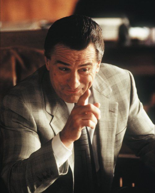 Analyze This 1999 Robert De Niro The Godfather Poster What About Bob