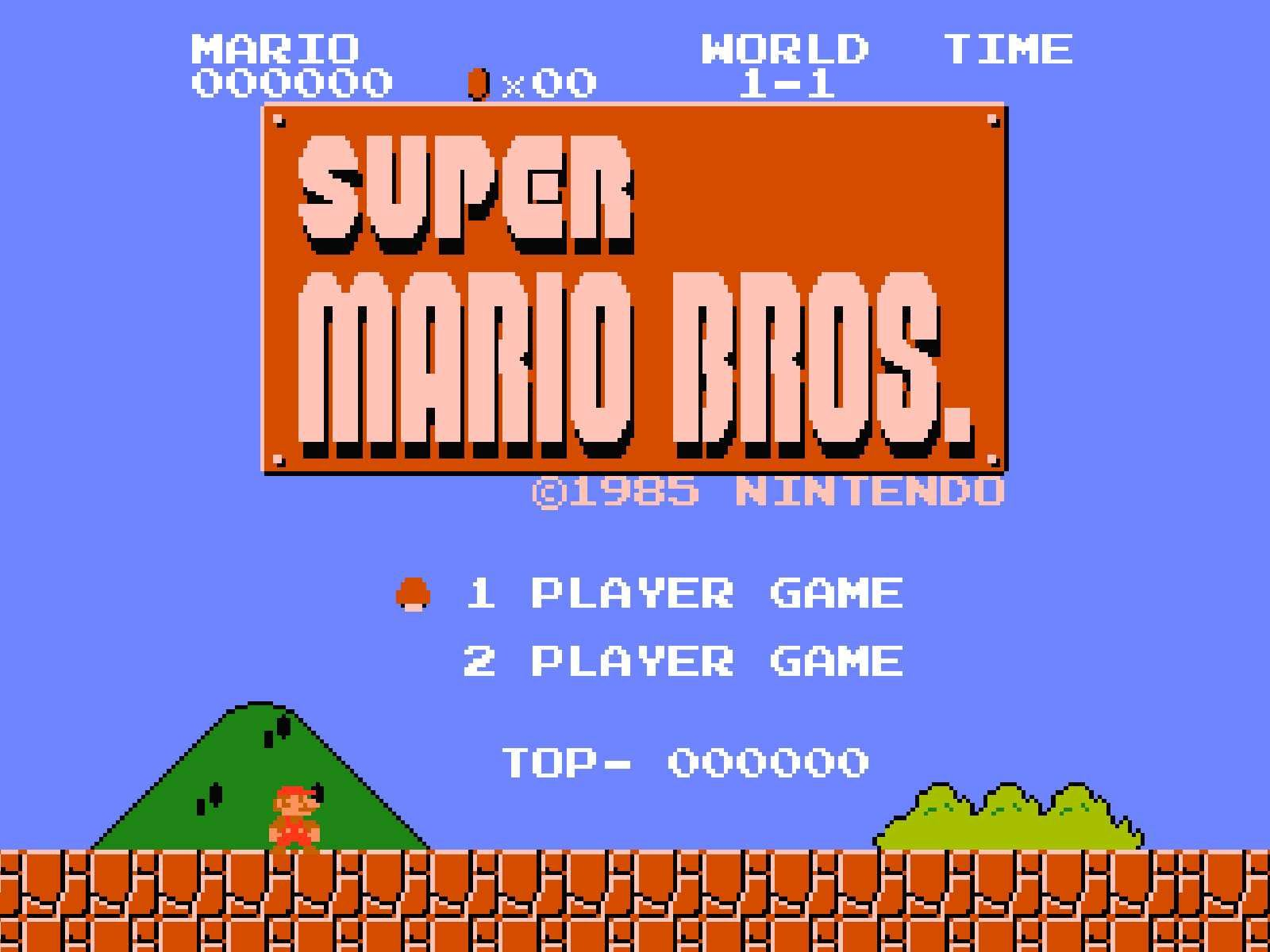 Image result for 90's mario bros