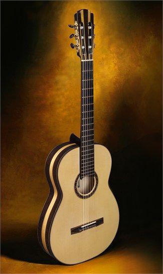 Pin On Beautiful Nylon Strings Guitars