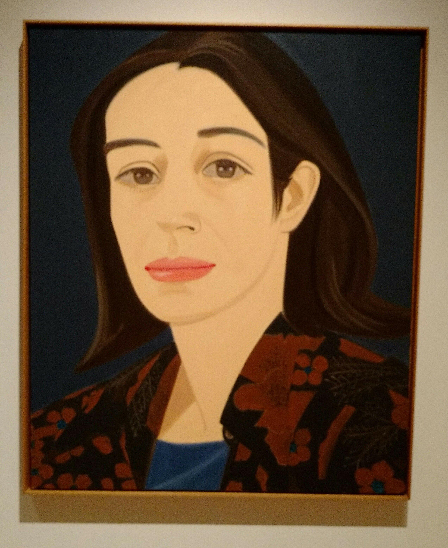 Pin by Steph Langan on Art Alex katz, Portrait, Face art