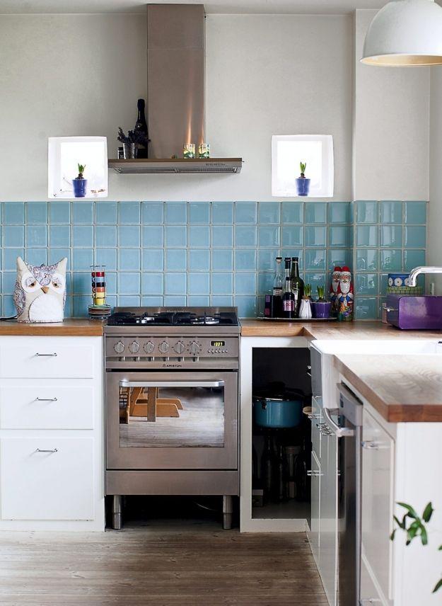 25 cocinas actuales con mucho encanto blog tendencias y for Cocinas actuales pequenas