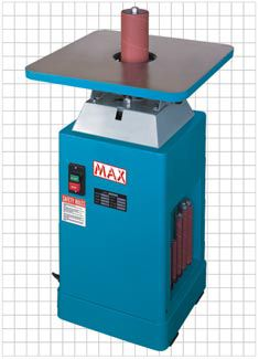 Max Oscillating Vertical Spindle Sander Ovs Jm Metal