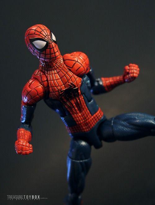 Marvel The Amazing Spider Man 2 Marvel Legends Infinite Series The