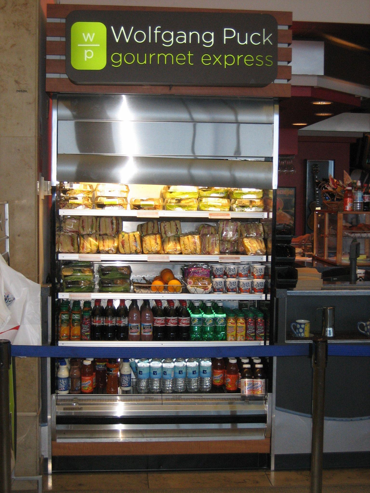 wolfgang puck express - Google Search   Food Kiosks   John