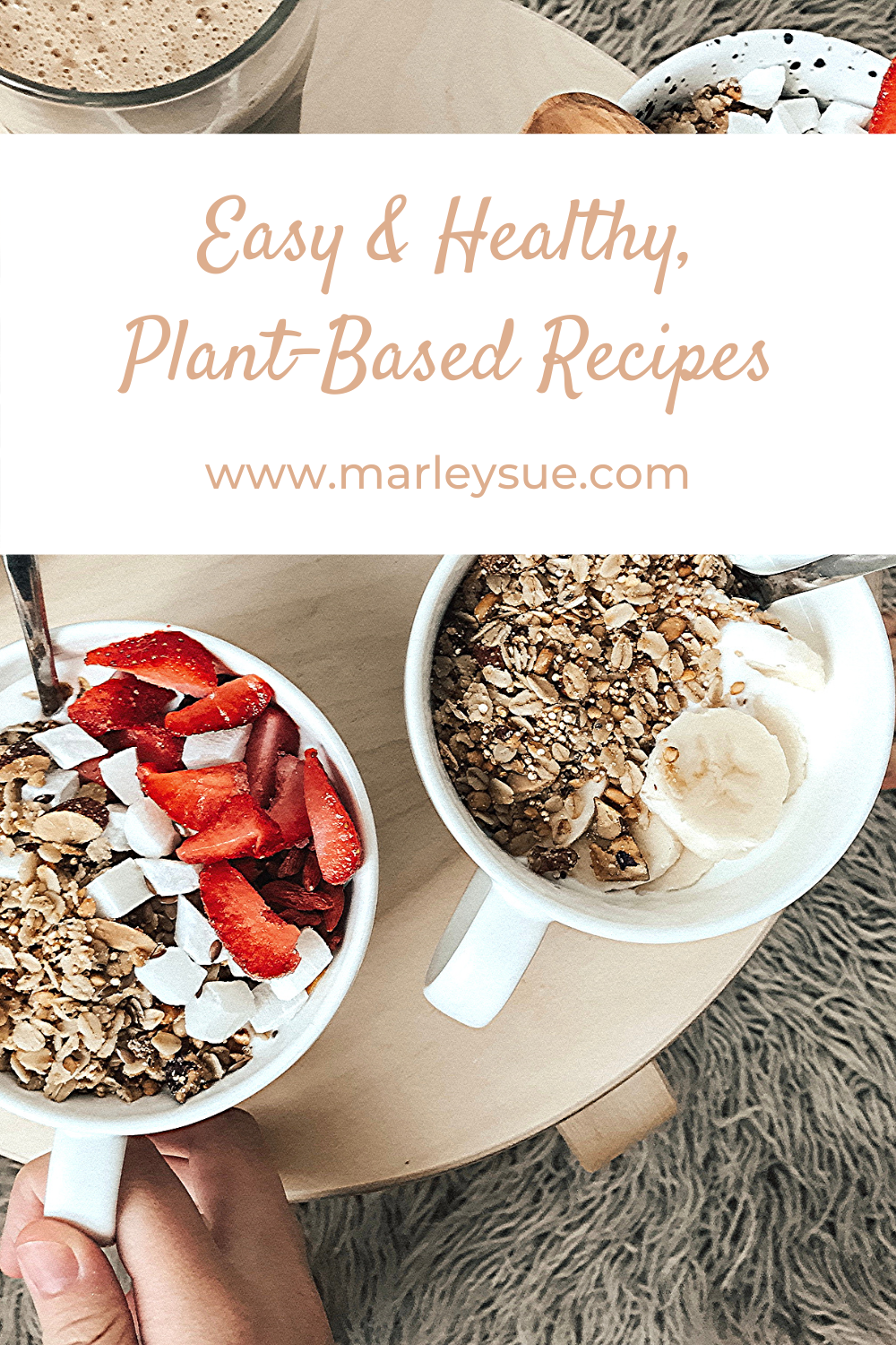 Visit www.marleysue.com for healthy recipes, plant-based recipes, and quick and easy meals to fuel your body and help you feel good.  #healthylifestyle #healthylifestyletips #healthyrecipes #easyhealthyrecipes #plantbasedrecipes #vegetarianrecipes #quickandeasymeals #foodisfuel #foodspiraiton #inspiration #marleysueblog #staylean #getleanandfit #fitness #healthyeating #weightlosstips #eatingforweightloss #healthyrecipesforwomen