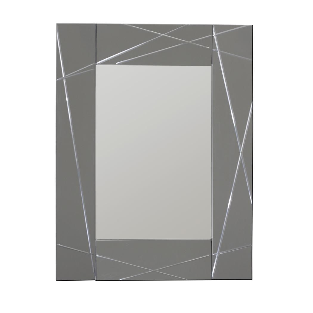 3 Panel Make Up Mirror Modern Panel Wall Mirror 23 5x35 5 8910 Decorative