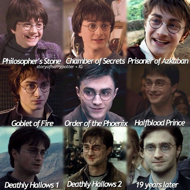 I Love Harry Potter And Here Is Him Growing Up Comment Your Fave Movie From Harry Potter Mine I Harry Potter Headcannons Always Harry Potter Harry Potter Funny