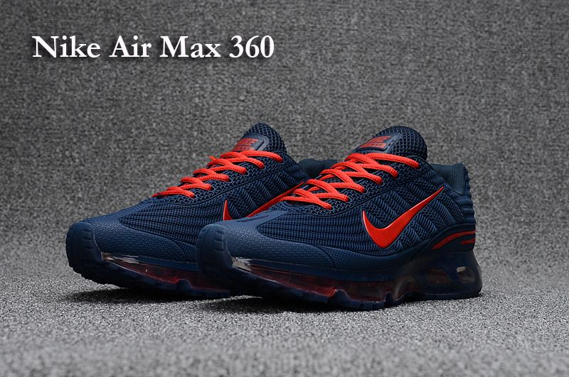 Nike Air Max 360 KUP navy blue https://sweetengineerfan.tumblr.com