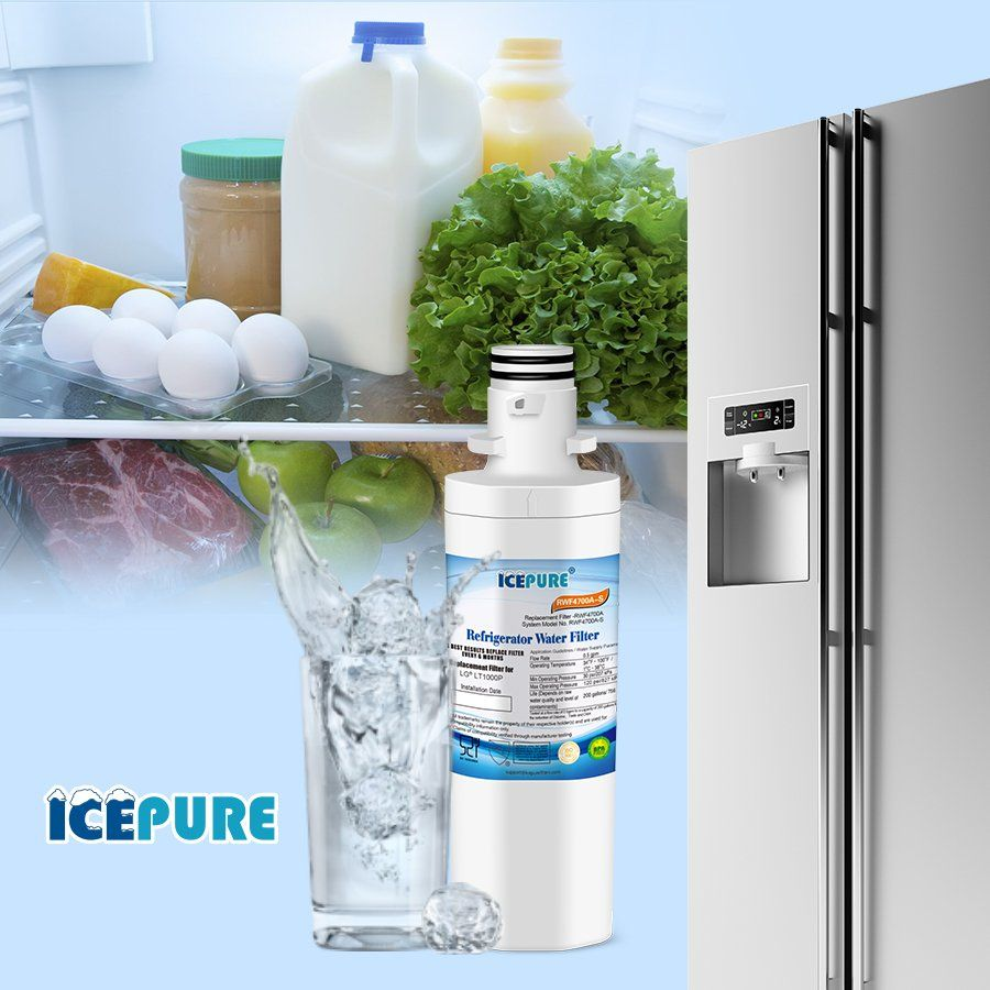 Icepure Refrigerator Water Filters Could Transform Your Ordinary