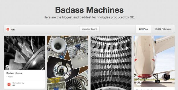 Badass Machines | Community Post: 65 Innovative And Creative Pinterest Accounts That Will Improve Your Life