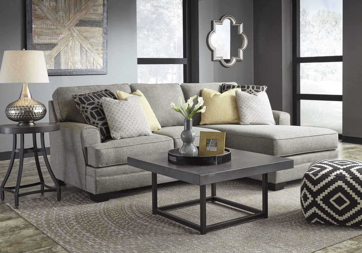 City 2 Piece Modular Sectional | Livingroom layout, Cheap ... on Outdoor Living Shops Near Me id=59550