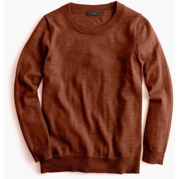 J.Crew Petite Tippi Sweater ($105) ❤ liked on Polyvore featuring ...