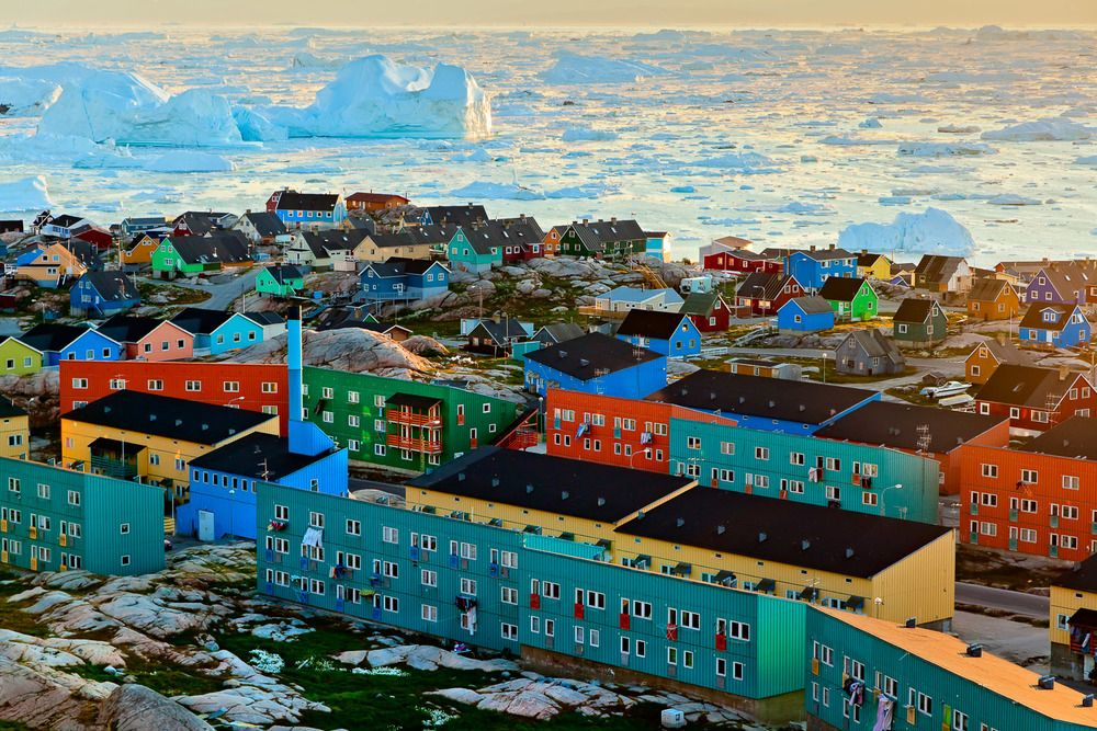 Ilulissat City