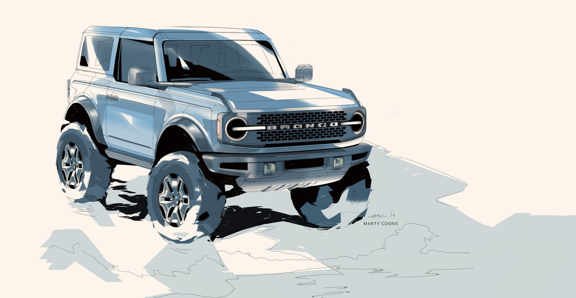 2021 Ford Bronco The OffRoad Icon Returns To Blow The