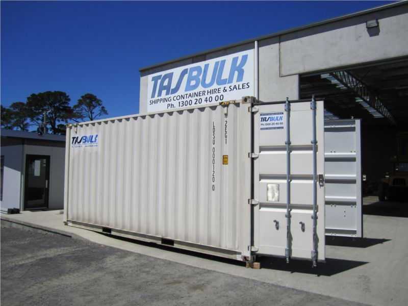 20 FT Two Pallet Wide Container (With images) Container