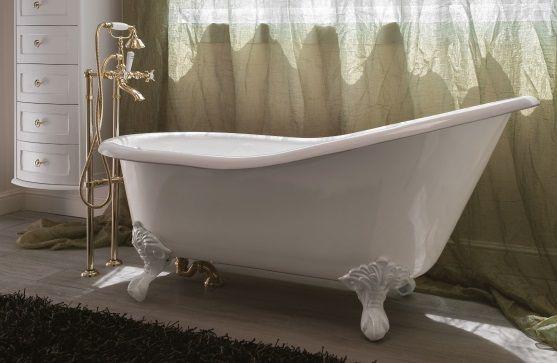 Bagno Barocco ~ Vasca slipper gaiamobili gaia bath bathroom bagno arredobagno