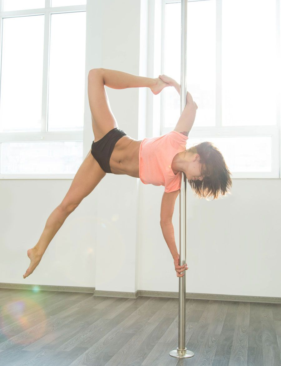I Faced My Fears and Tried a Pole Dancing Class | The Everygirl