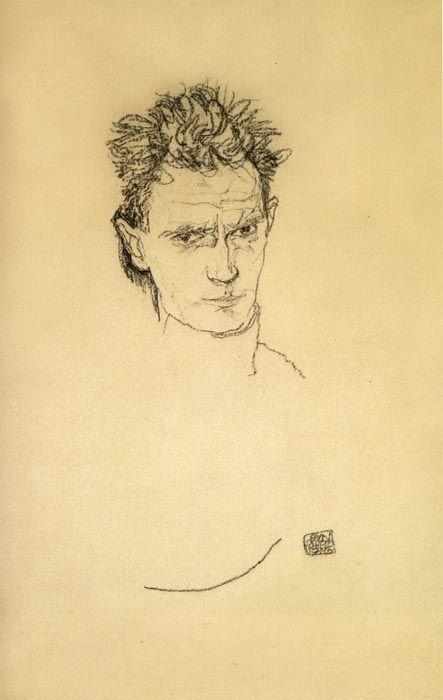 by Egon Schiele (1890-1918)