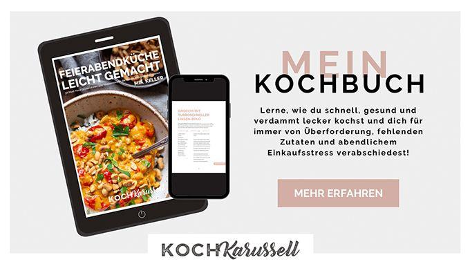 Feierabendküche leicht gemacht eBook - Kochkarussell