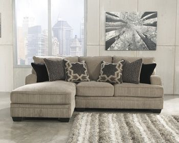 Ashley Furniture Katisha Sofa Small Sectional Sofa Furniture