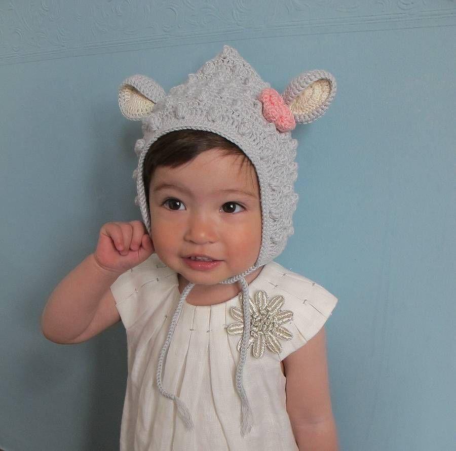 bc1c800a9df4 Baby Bamboo Lamb Hat