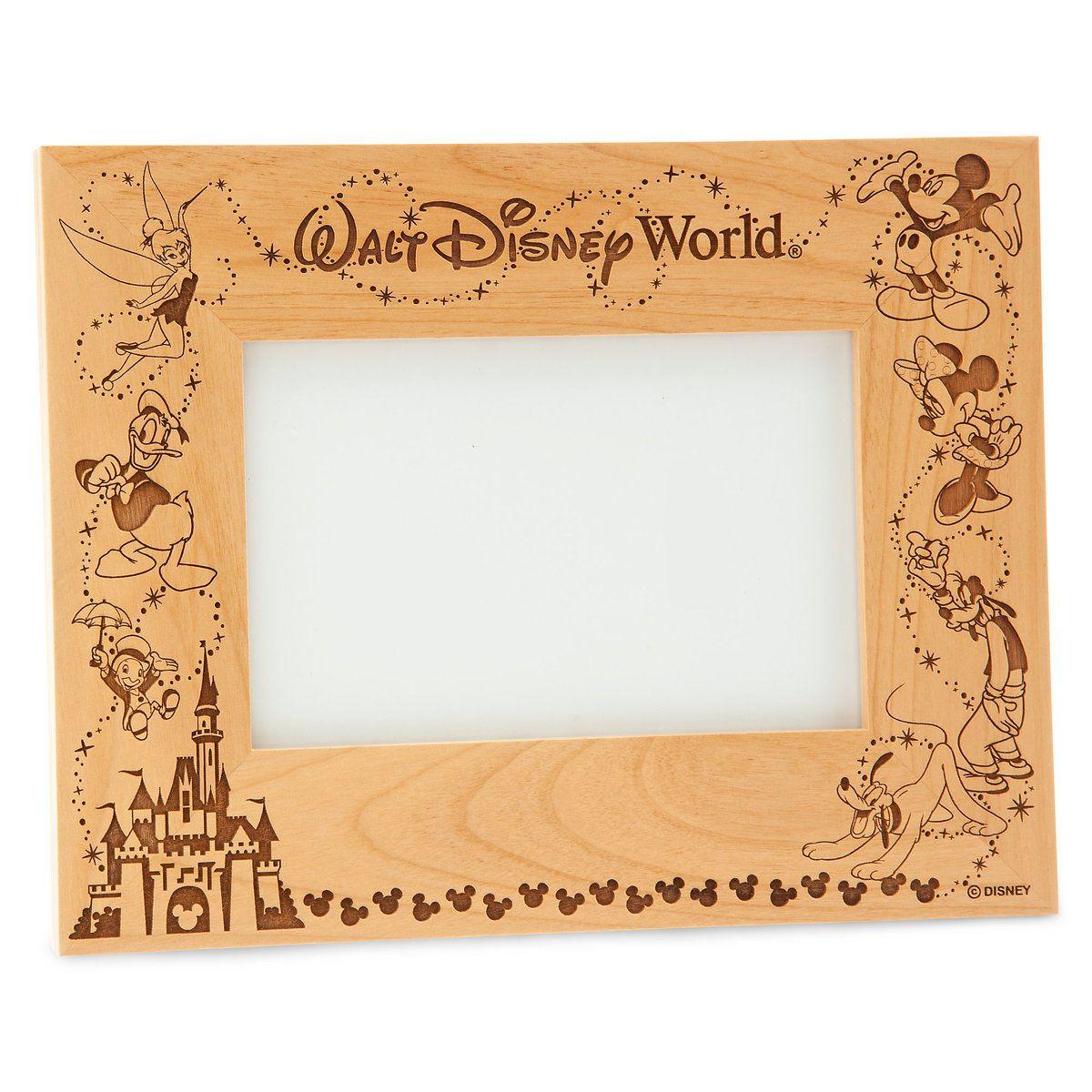 Walt Disney World Cinderella Castle Frame by Arribas ...