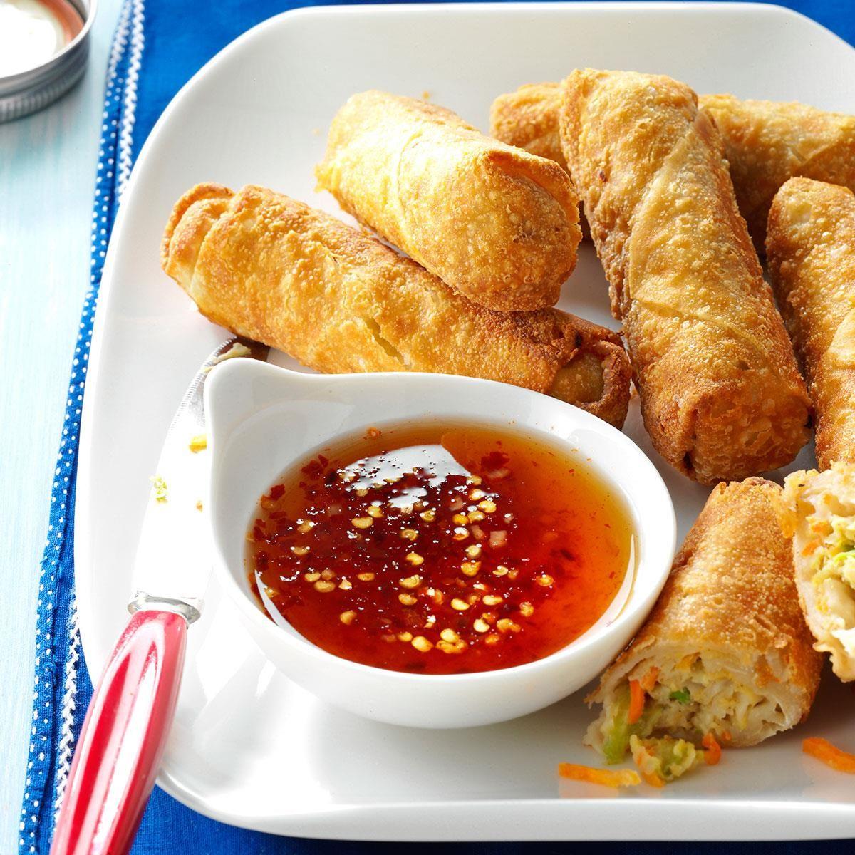 Hot asian sweet sauce