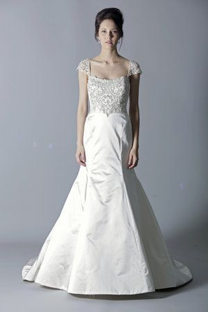 Beautiful top! Gown by Rivini | Wedding Dresses | Pinterest | Gowns ...