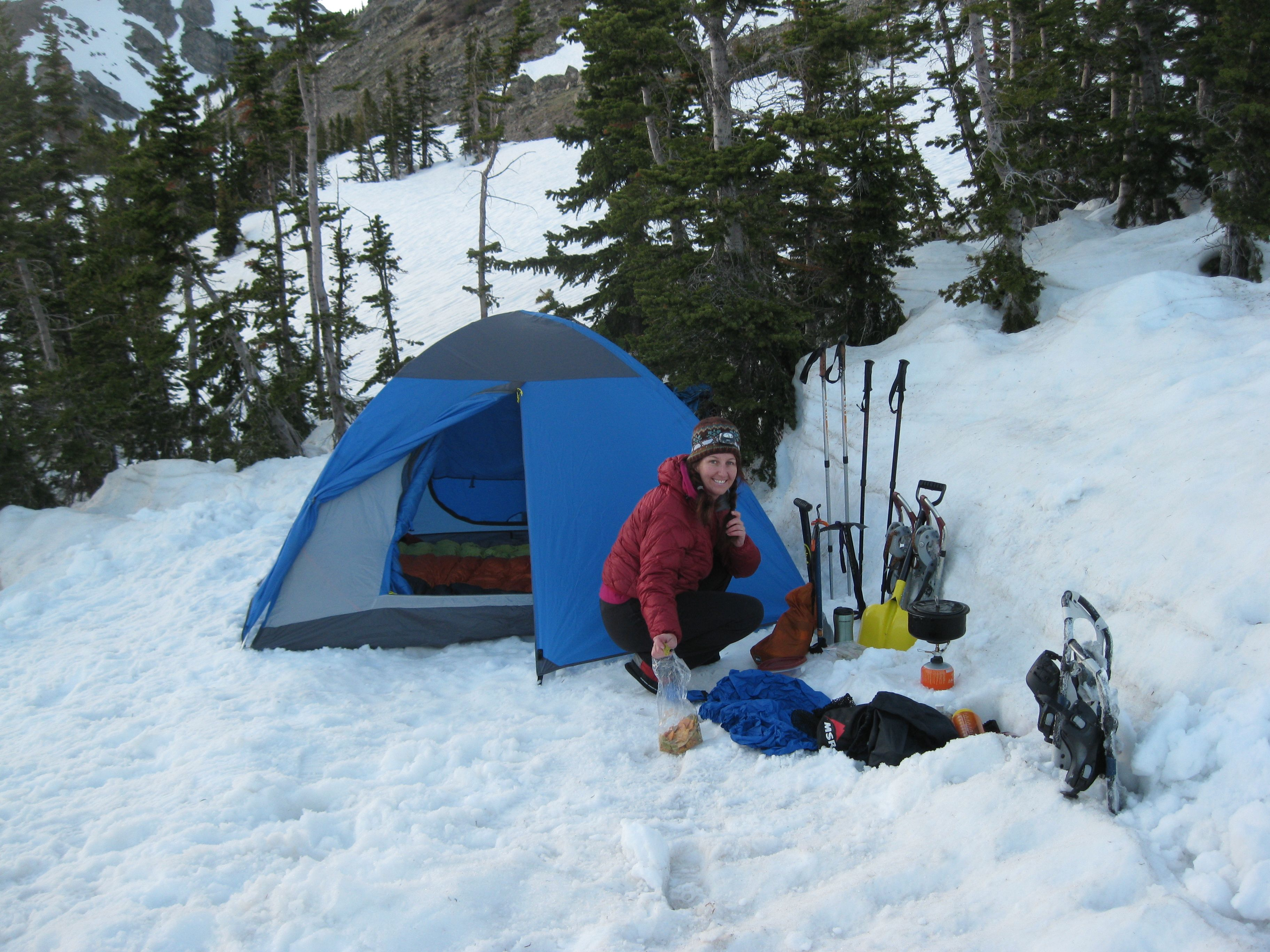 Photo of There are plenty of options for great winter camping near Boulder. Here are 5 pl…
