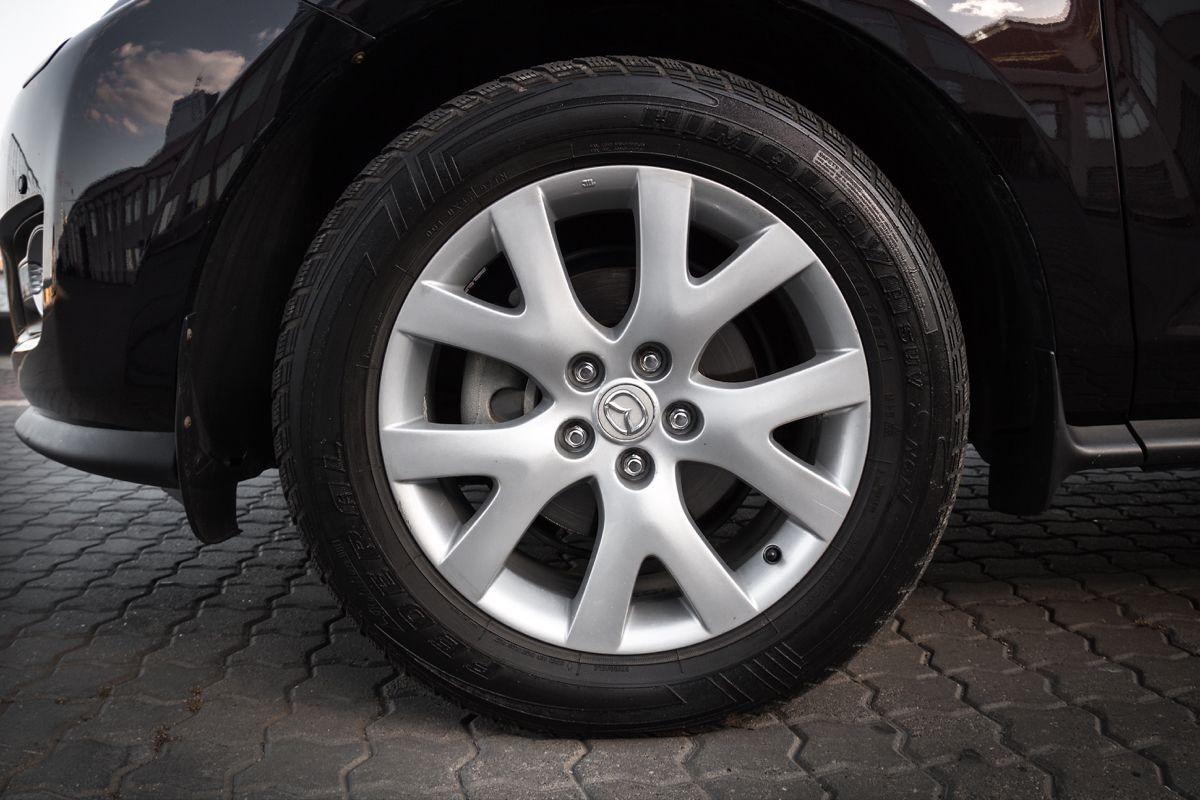 Mazda wheel in 2020 Mazda wheels, Mazda cx 7, Mazda