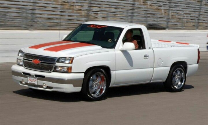 Chevrolet Silverado Regency Rst How About A Clone Project