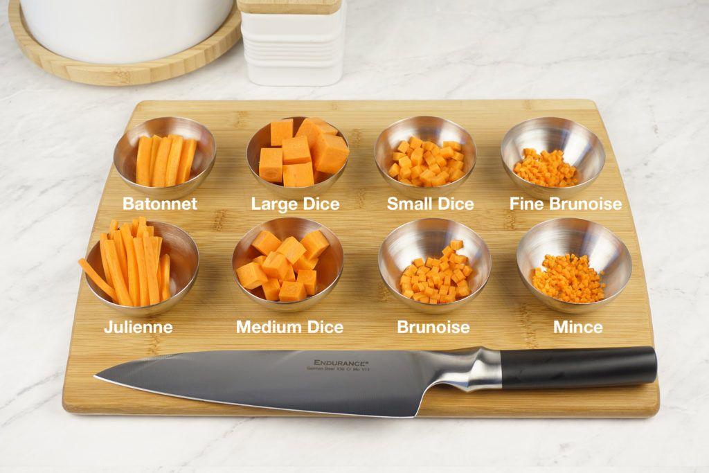 Pin On Knife Cuts