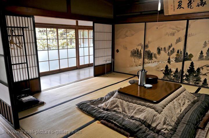 traditional japanese bedroom - Google Search & traditional japanese bedroom - Google Search | Japanese architecture ...