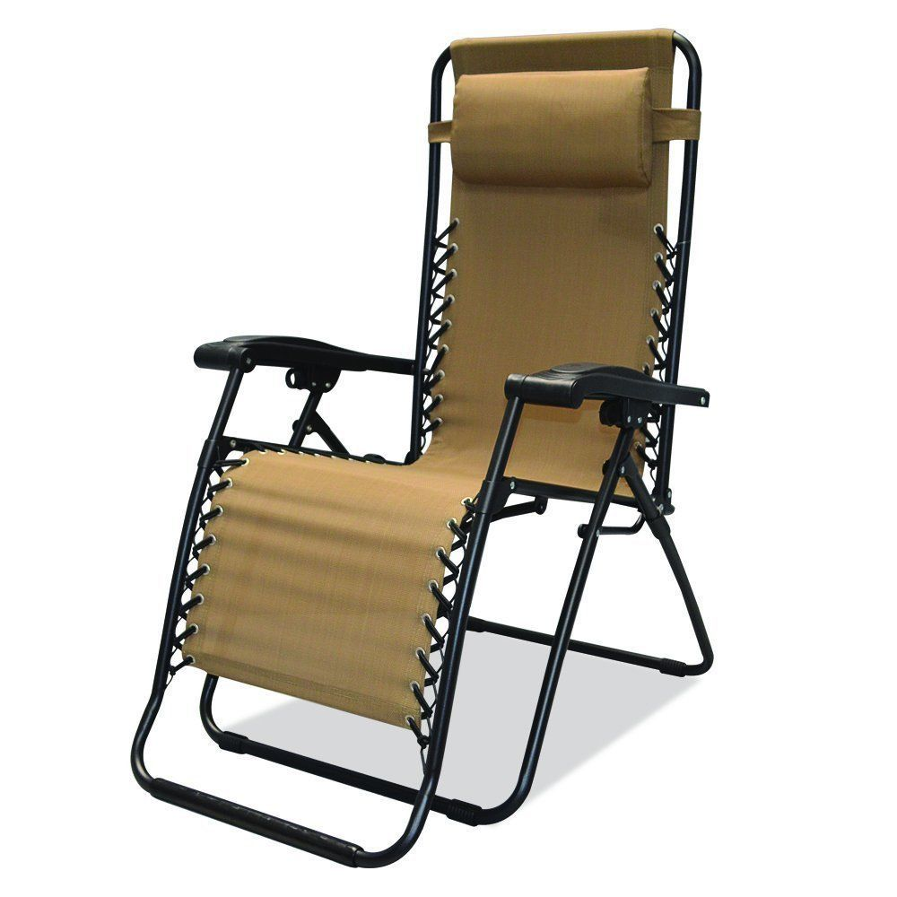 Furniture amp accessories 26 quot camo padded folding anti gravity chair -