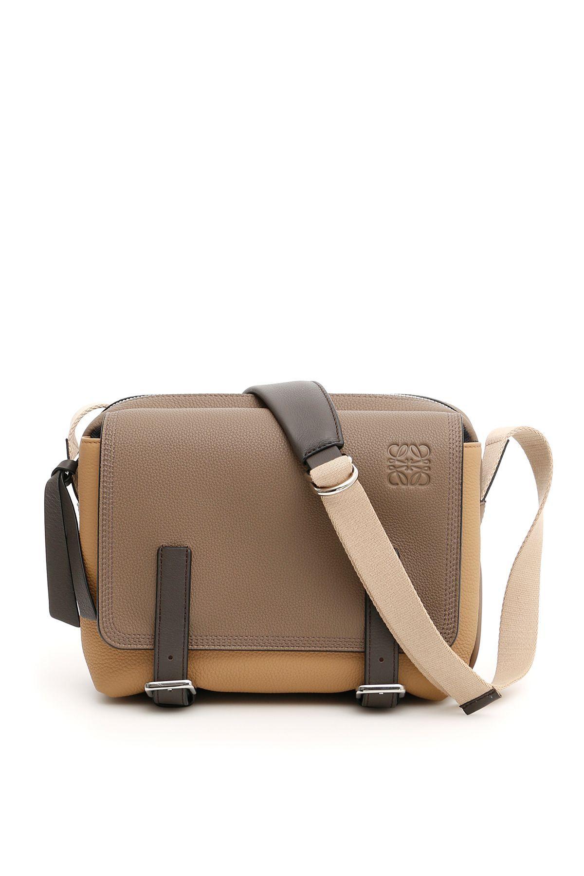 76bdb9dd9 LOEWE MILITARY MESSENGER XS. #loewe #bags #shoulder bags #leather #lining
