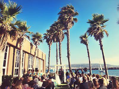The Portofino Hotel And Marina Waterfront Wedding Venue Los Angeles Reception 90277