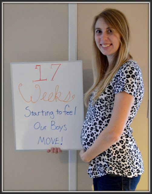 Hoping and Praying: Journeying through Infertility: 17 Weeks #twins #twinpregnancy