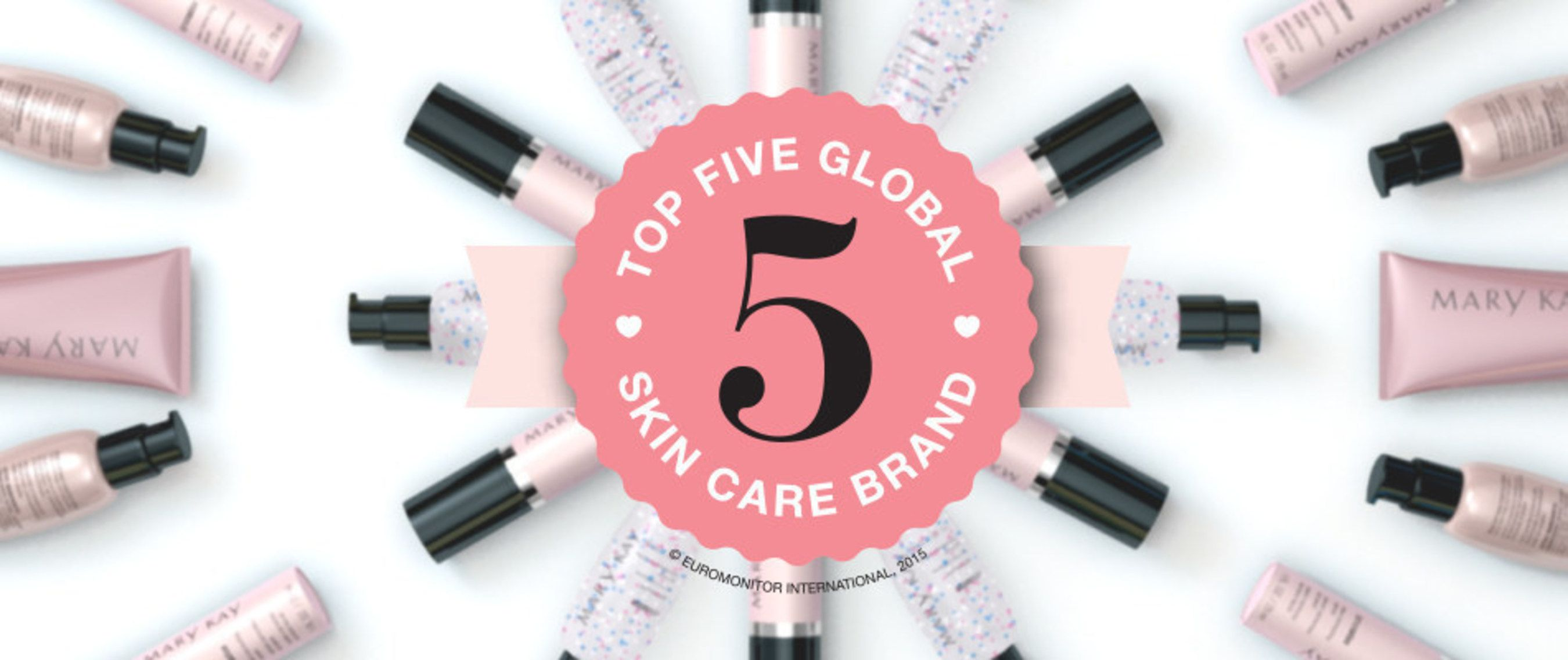 Mary Kay Named Top 5 Global Skin Care Brand In 2020 Skin Care Brands Mary Kay Consultant Mary Kay Party