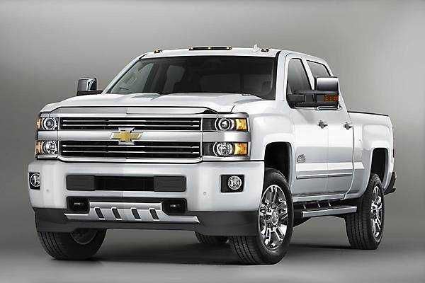 2018 2019 Chevrolet Silverado High Country Silverado High