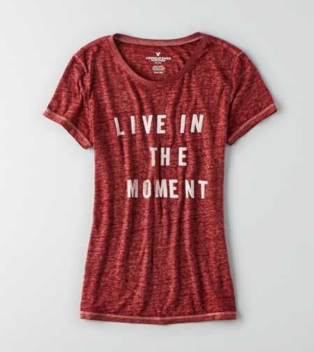 AEO Live in the Moment Graphic T-Shirt 26$