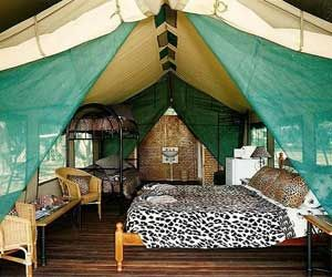 Photo of Serengeti Luxury Tent. Very cool website as well. Lots of neat stuff!
