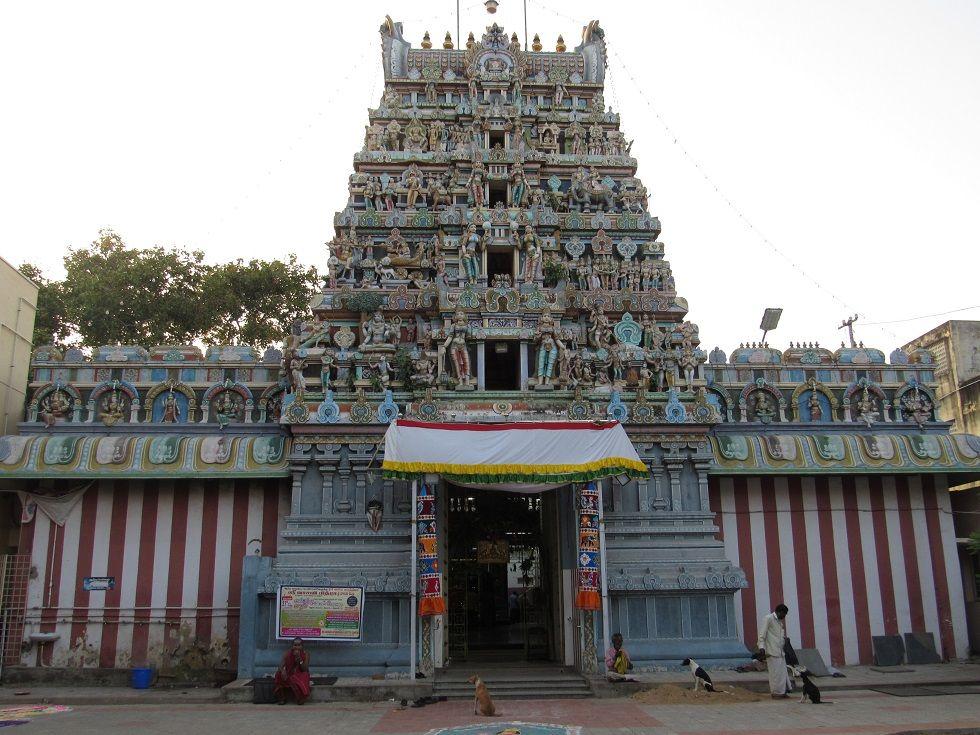 Sri Kanyaka Parameswari Temple, Parrys, Chennai (Vaikunta Ekadesi Celebrations)