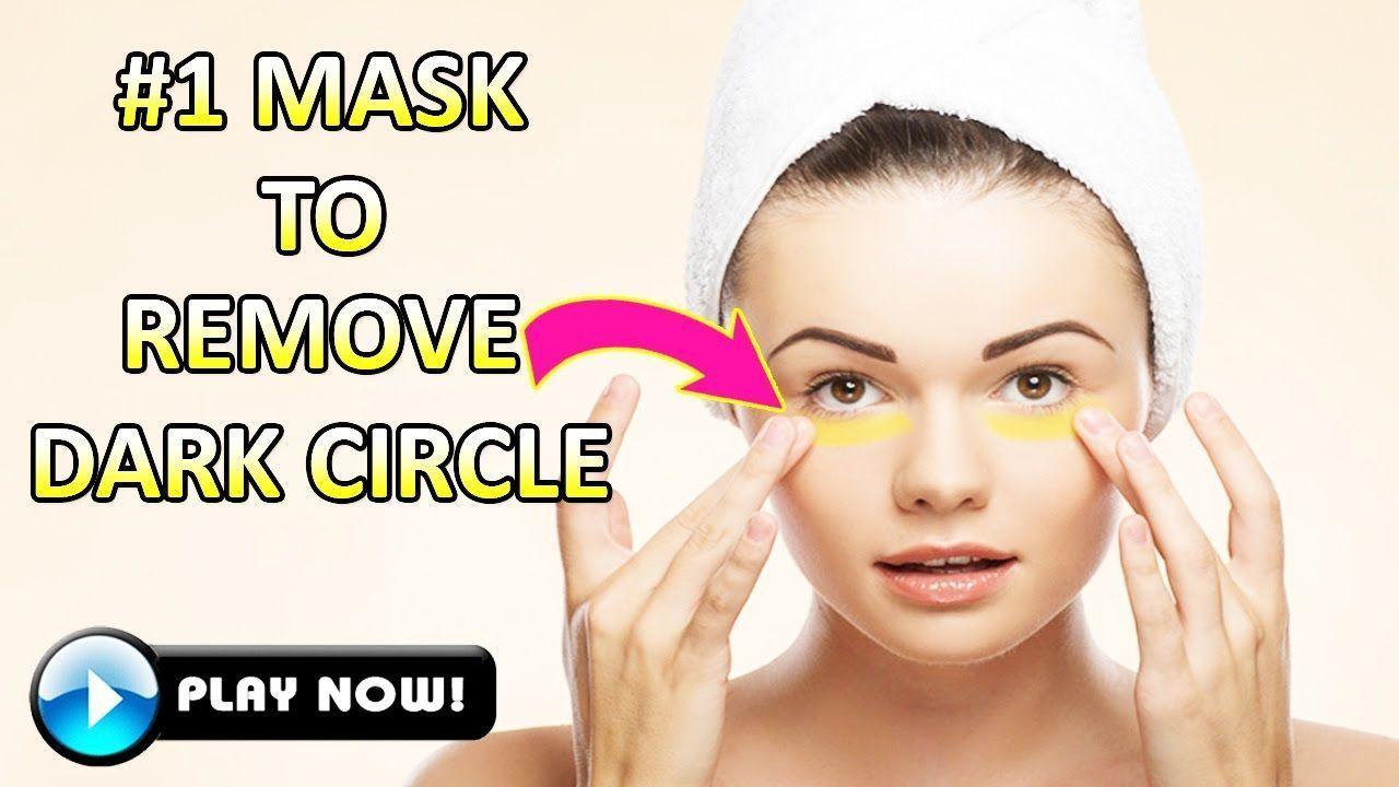 How to get rid of dark circles under eyes at home