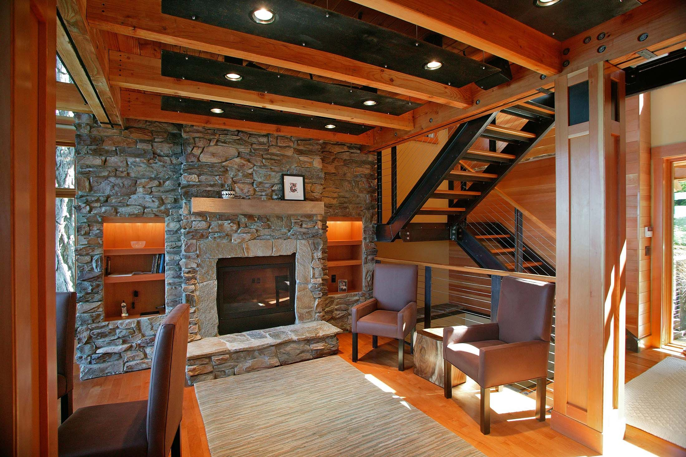 Bcra seattle office bcra office redesign house - Restaurant interior design seattle ...