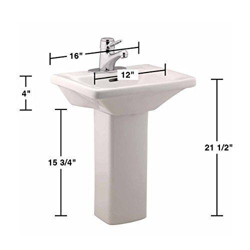 Robot Check Pedestal Sink Sink Pedestal Sinks