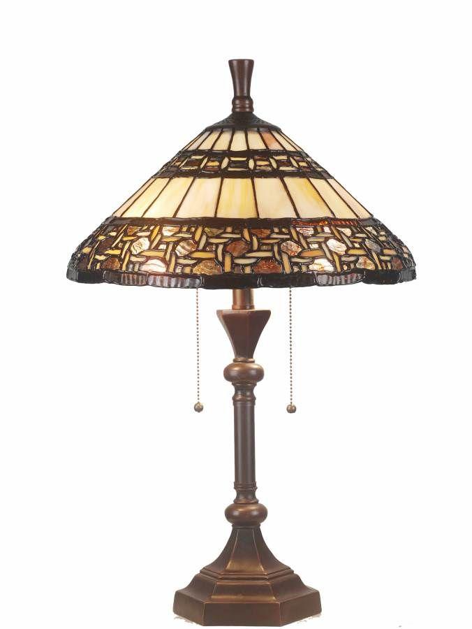 Pull Chain Table Lamp Park Lane Tiffany Table Lamp  Lamps  Pinterest  Tiffany Table