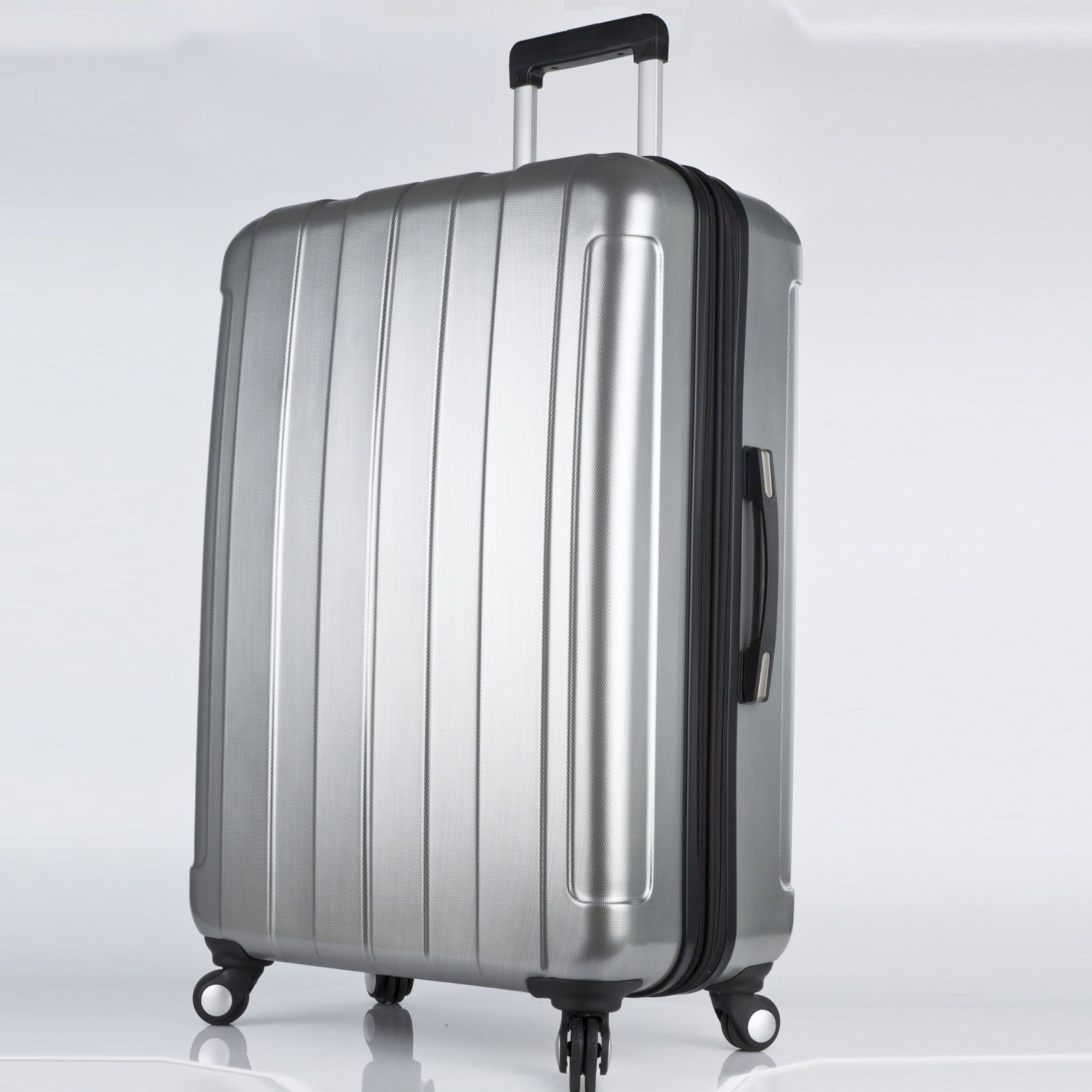 Forecast 28 Expandable Upright Spinner - SIlver